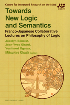 Towards New Logic and Semantics